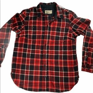 Duluth Trading Co. X Pendleton Colab Flannel Shirt